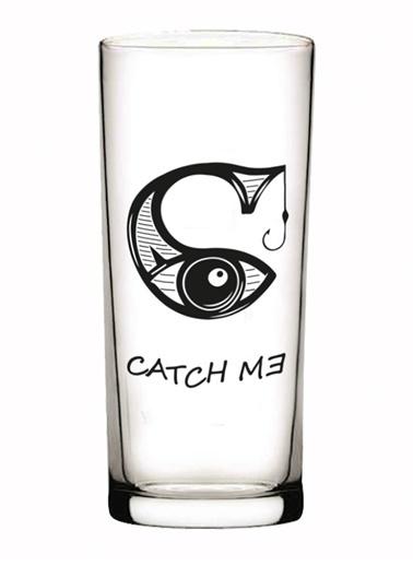 Catch Me Tasarım Bardak-Rakle